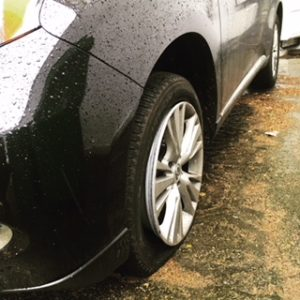 Lexus Tyres Fitted in Hampstead NW3